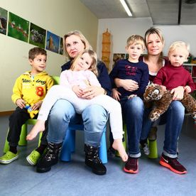 Kinderparadies-Sportcenter-Ägeri